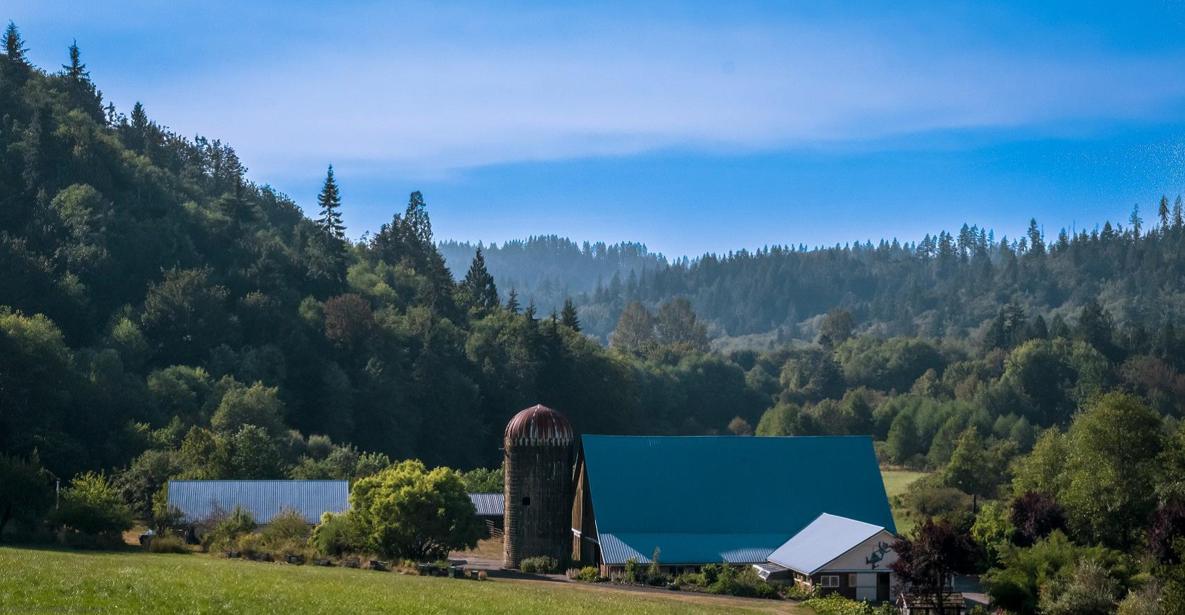 Pacific Northwest Microfarm